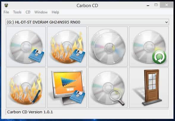Introducing Carbon CD