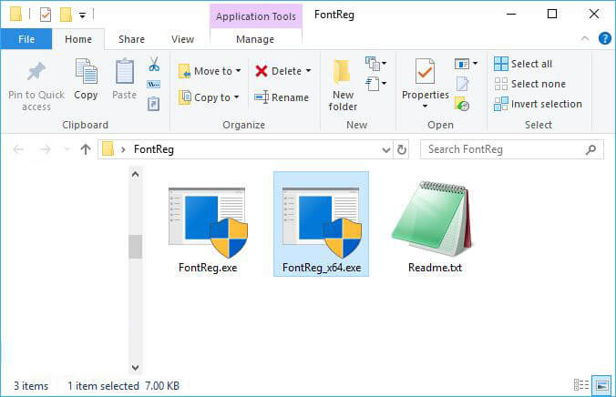 Learn how to Restore Default Fonts in Windows 10