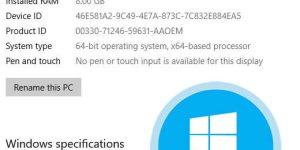 Running 32-bit or 64-bit Windows Featured